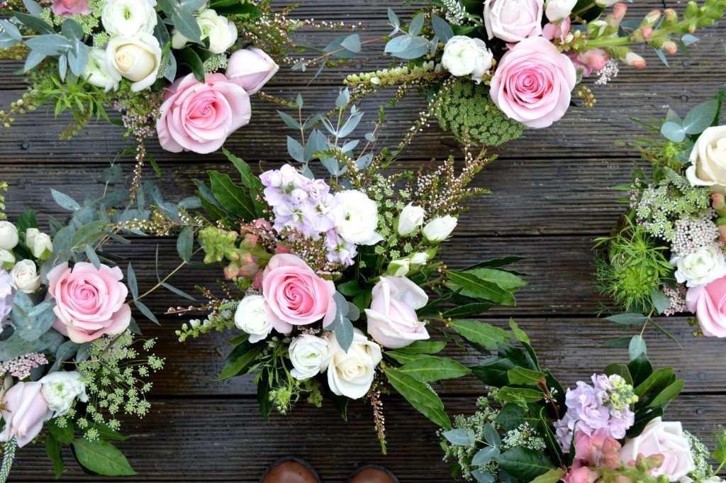 Rustic Country Florals