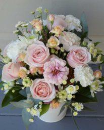 Beautiful Rose Bucket